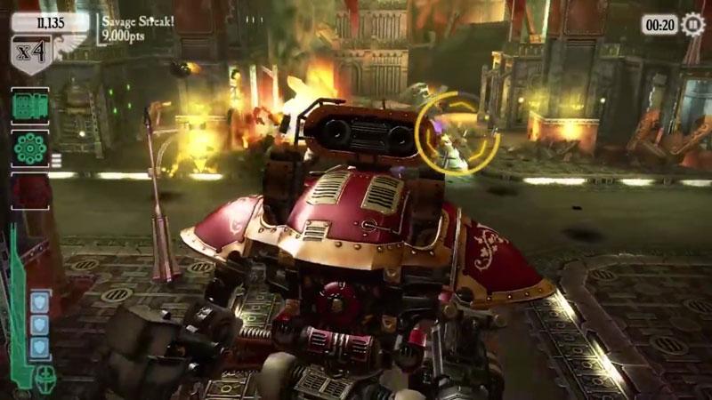 Warhammer 40,000: Freeblade на телефон