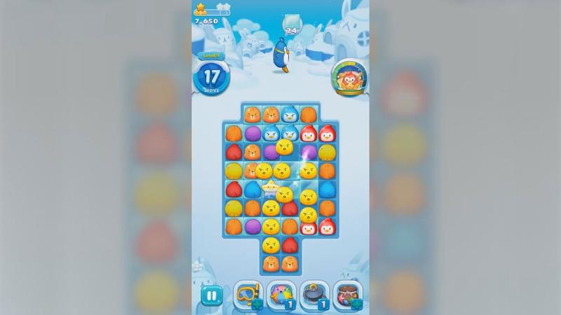Air Penguin Puzzle на андроид
