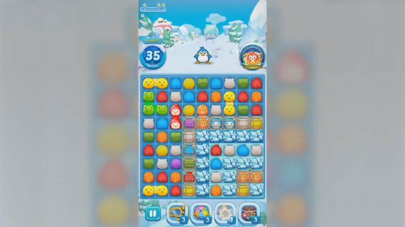 Air Penguin Puzzle скачать