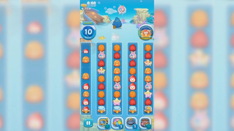 Air Penguin Puzzle на телефон