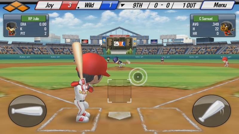 Baseball Star на андроид