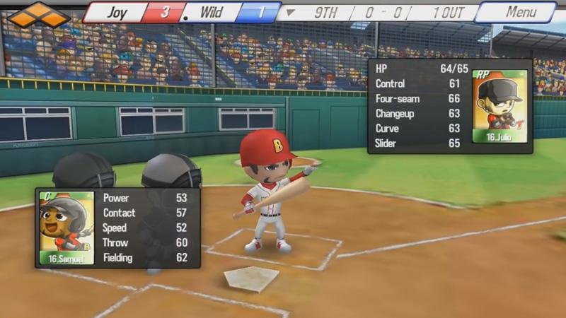 Baseball Star скачать