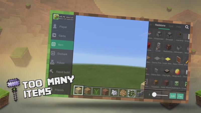 Master for Minecraft-Launcher на андроид