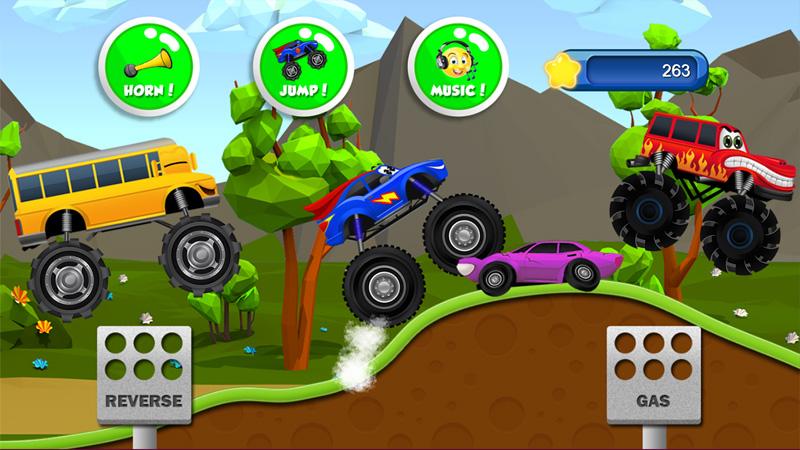Monster Trucks 2 на андроид