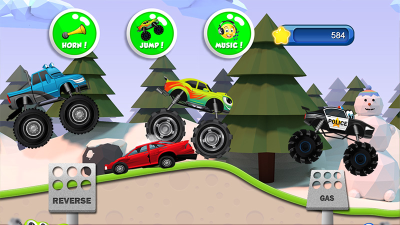 Monster Trucks 2 скачать