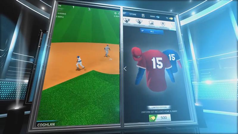 Tap Sports Baseball 2017 на андроид