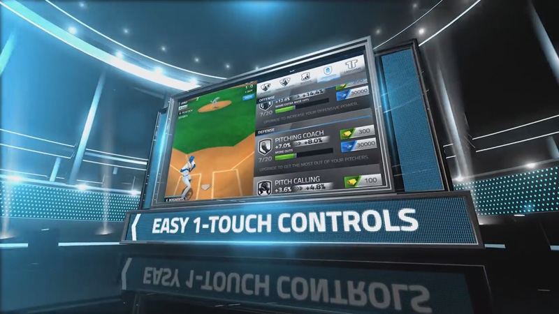 Tap Sports Baseball 2017 скачать