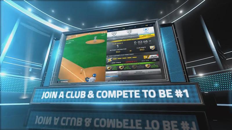 Tap Sports Baseball 2017 на телефон