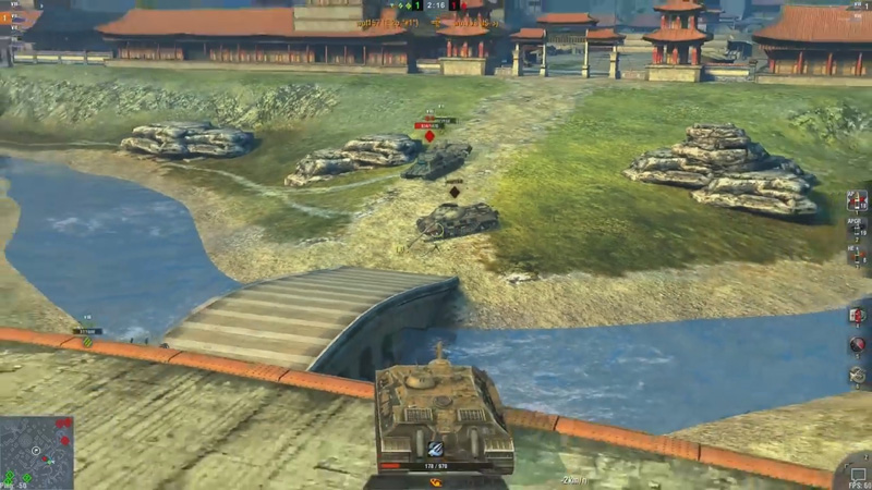 World of Tanks Blitz New скачать