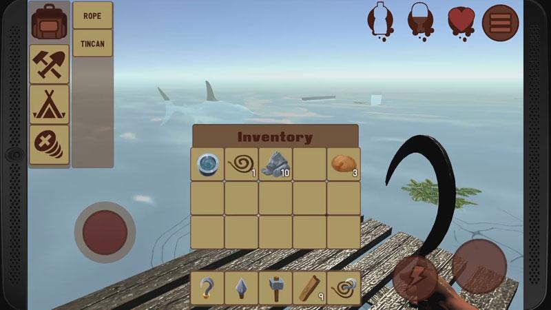 Raft Survival на андроид