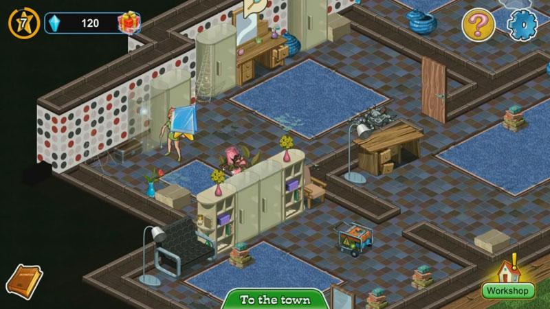 Ghost Town Adventures на андроид