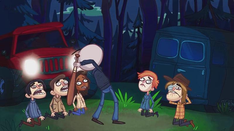 Troll Face Quest TV Shows на андроид