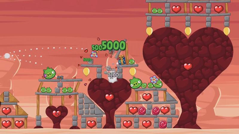Angry Birds Friends: Новая версия на телефон