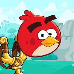 Angry Birds Friends: Новая версия