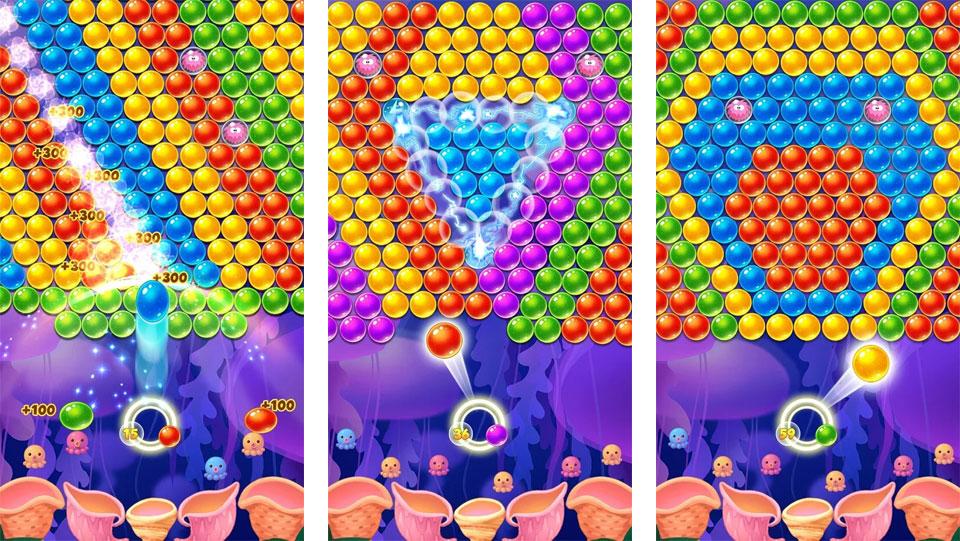 Bubble Shooter: Новая версия скачать