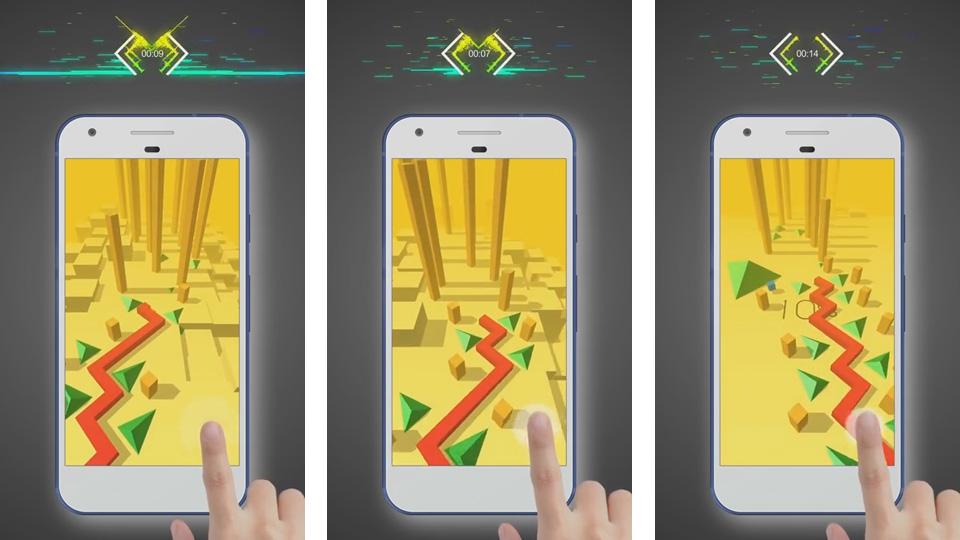 Dancing Line на андроид