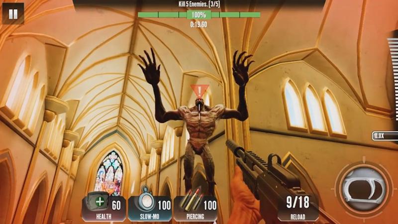 Kill Shot Virus на андроид
