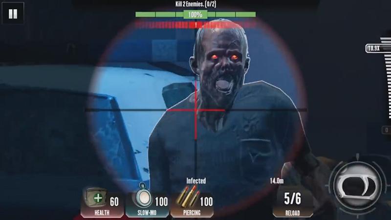 Kill Shot Virus на телефон