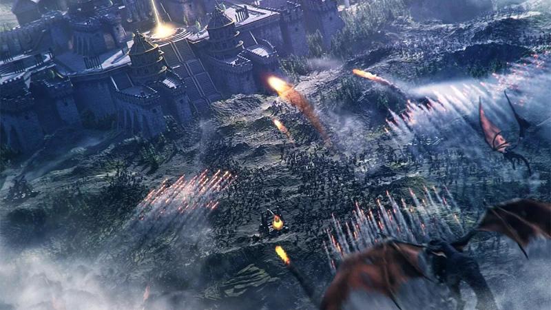 Король Авалона: Битва Драконов на телефон