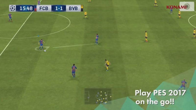 PES 2017 - Pro Evolution Soccer скачать