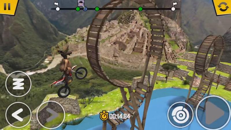 Trial Xtreme 4: Новая версия на телефон