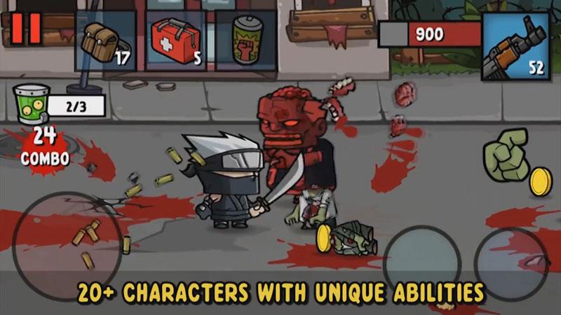 Zombie Age 3: Новая версия скачать