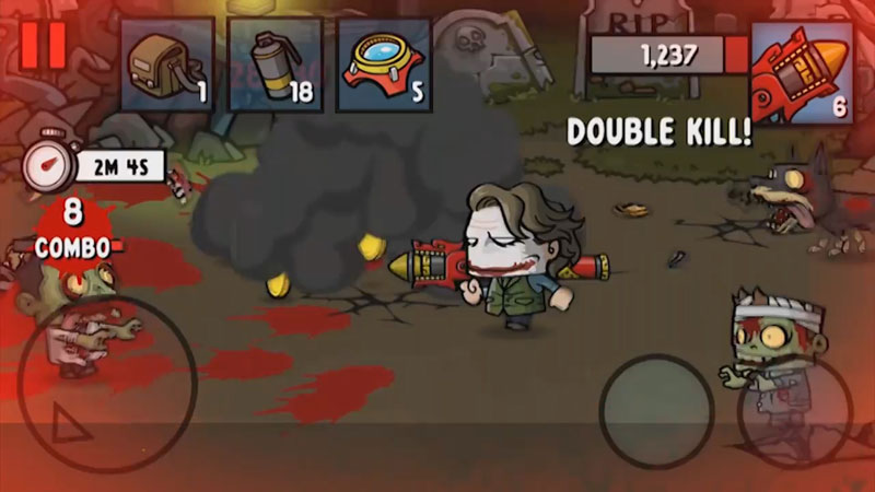 Zombie Age 3: Новая версия на телефон