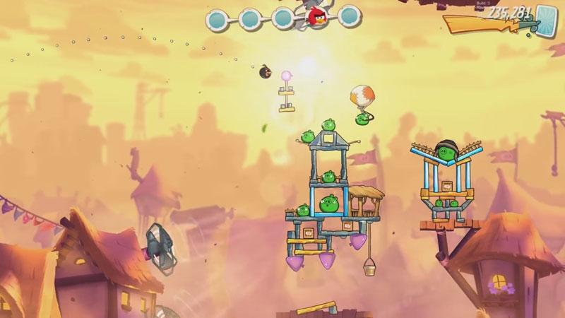 Angry Birds 2: Новая версия на андроид