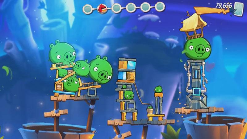 Angry Birds 2: Новая версия скачать