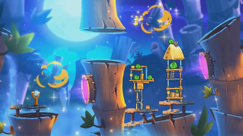 Angry Birds 2: Новая версия на телефон