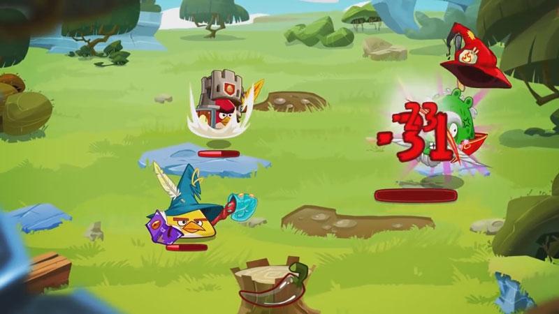 Angry Birds Epic RPG скачать