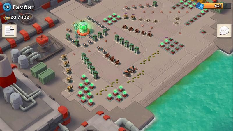 Boom Beach: Новая версия скачать