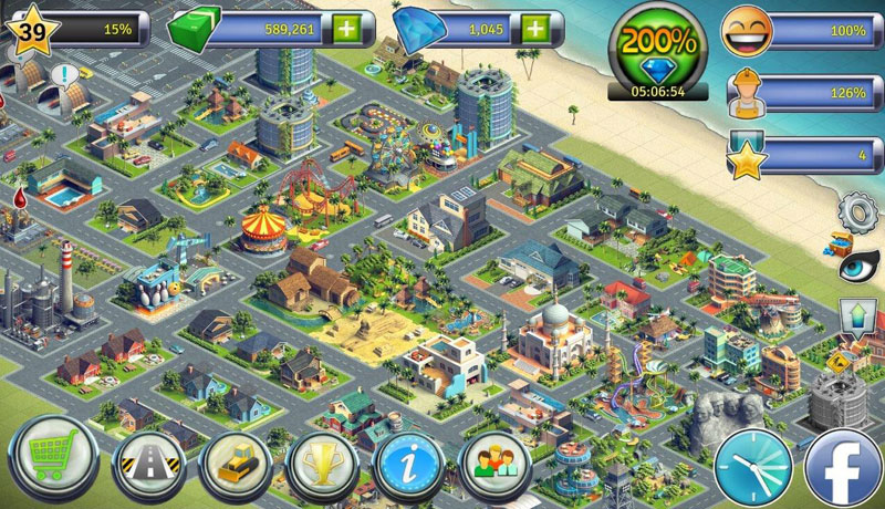 City Island 2 на телефон