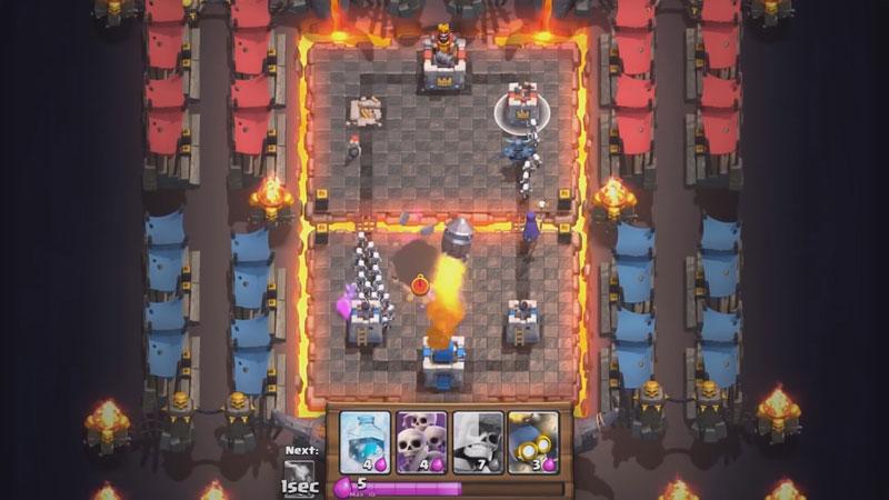 Clash Royale: Новая версия на андроид