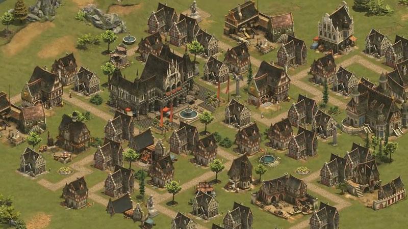 Forge of Empires: Новая версия на андроид
