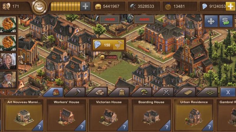 Forge of Empires: Новая версия скачать