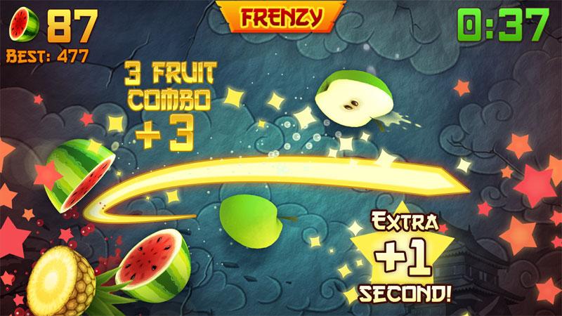 Fruit Ninja: Новая версия на телефон
