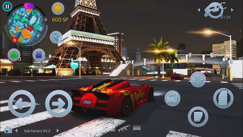 Gangstar Vegas: Новая версия на телефон