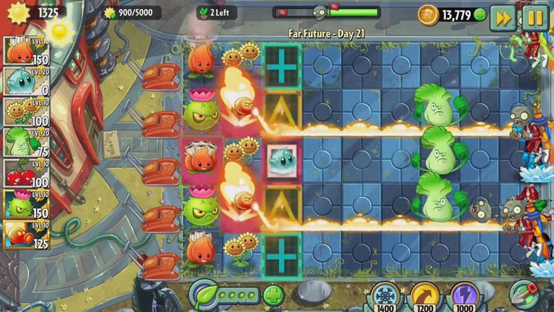 Plants vs Zombies 2: Новая версия скачать