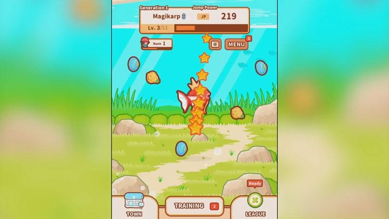 Pokemon: Magikarp Jump скачать