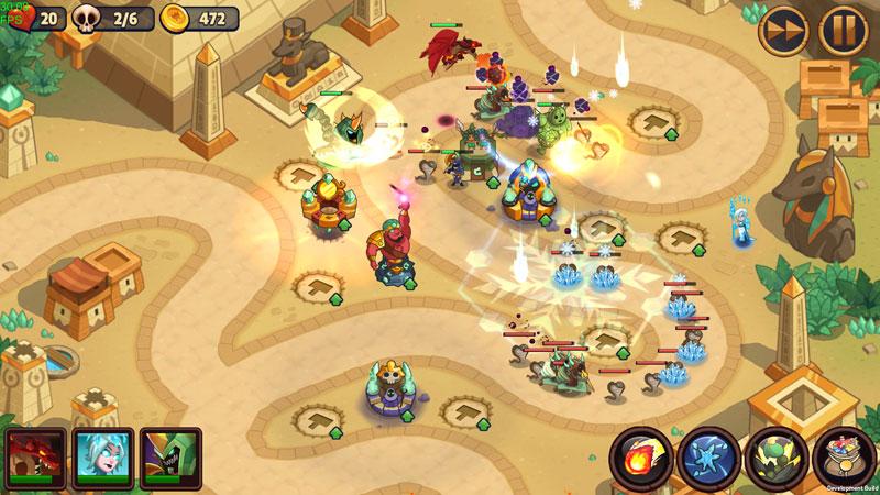 Realm Defense: Hero Legends TD на андроид