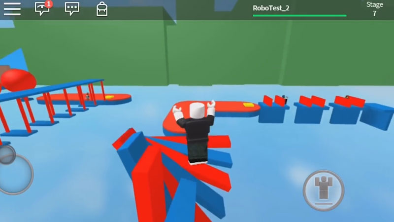 Roblox на андроид