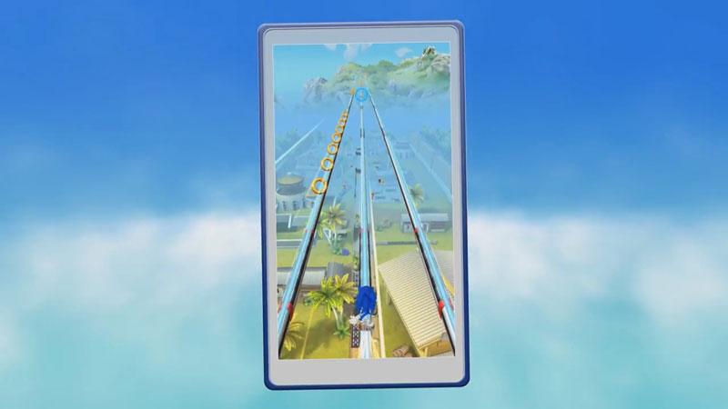 Sonic Dash 2: Sonic Boom на телефон