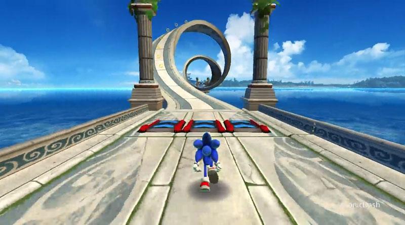 Sonic Dash: Новая версия на андроид