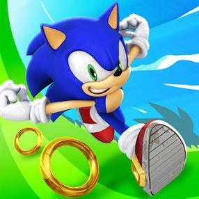 Sonic Dash: Новая версия