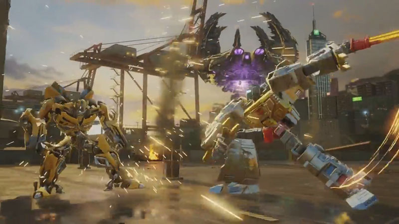 Трансформеры: Закаленные в бою на андроид