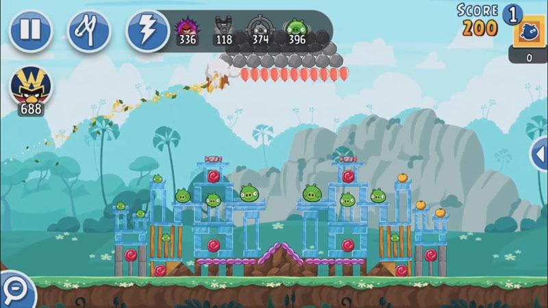 Angry Birds Friends 3.5.0 скачать