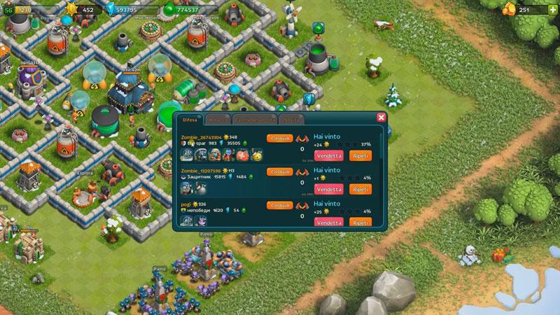 Битва Зомби — ММО Стратегия на андроид