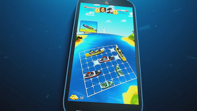 BattleFriends: Морской бой! на андроид