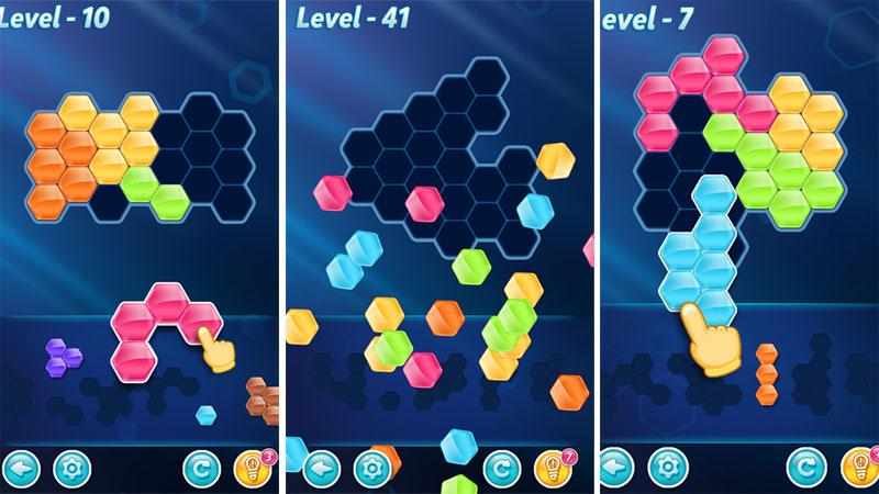 Block! Hexa Puzzle на андроид